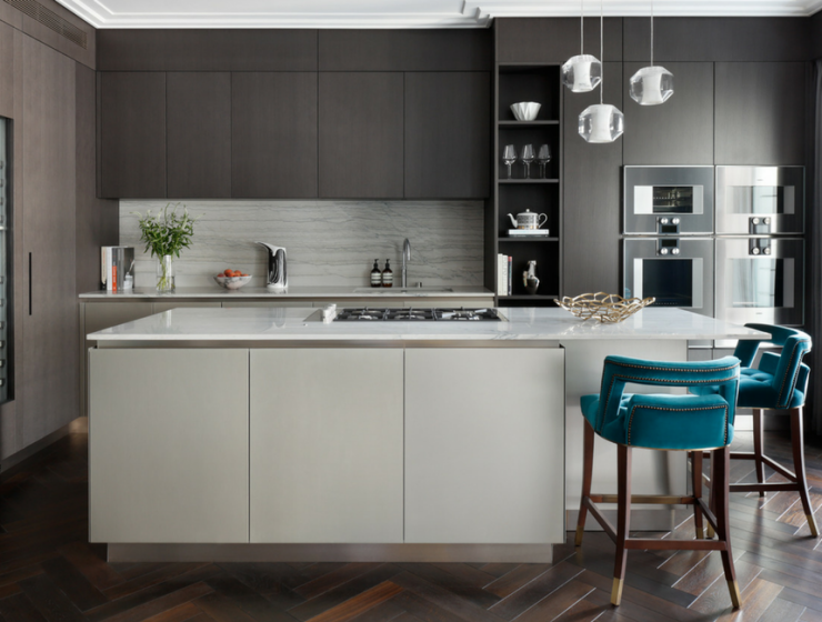 Cheer Up Your Breakfast Time with 6 New Kitchen Counter Stools_1