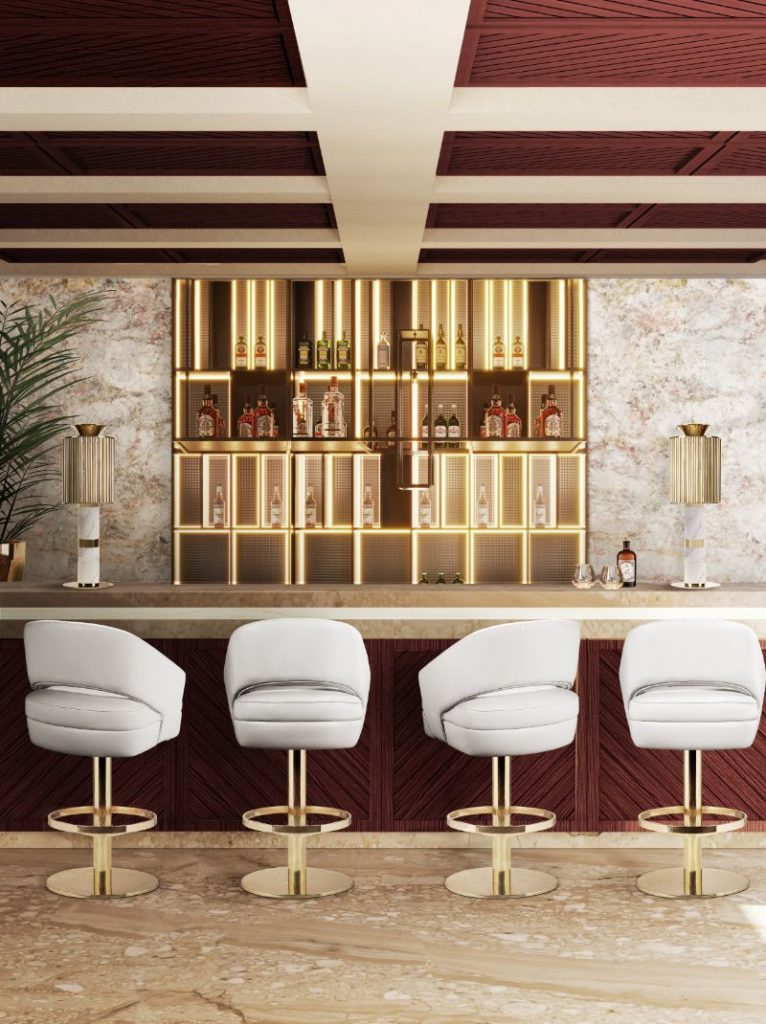 Upholstered Bar Chairs & How to Usem Them in a Luxury Interior_3 (1)