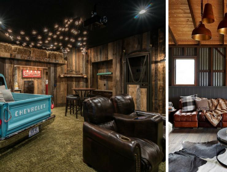 Man Cave Ideas Bar Stools Furniture