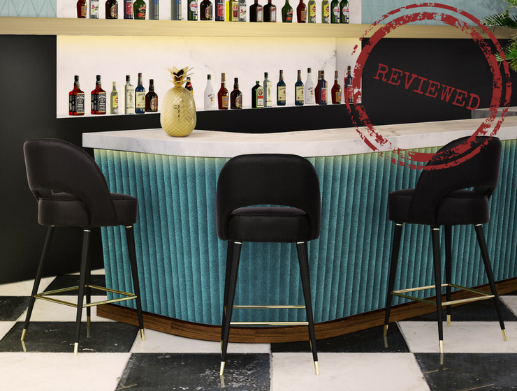 Review- Is Collins Mid-Century Modern Bar Chair the Right Choice?_7