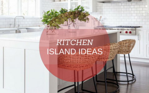 5 Kitchen Island Ideas You Won't Be Able to Shake Off Your Head_5
