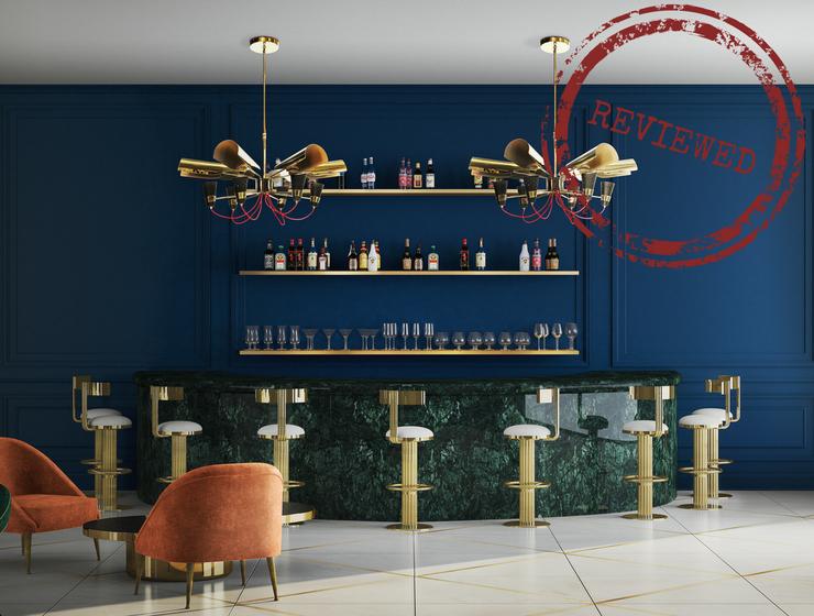 Mid Century Modern Bar Chair Bar Stools Furniture