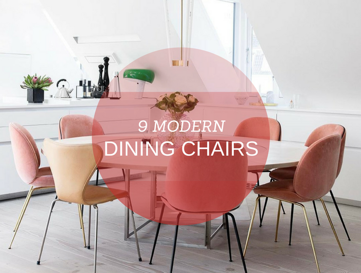 The Dining Room Chairs You Will Want to Feature in Your Next Project_2