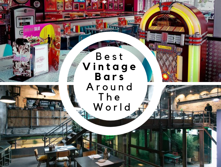 Here Are 5 Vintage Restaurants You Should Visit in Your Lifetime