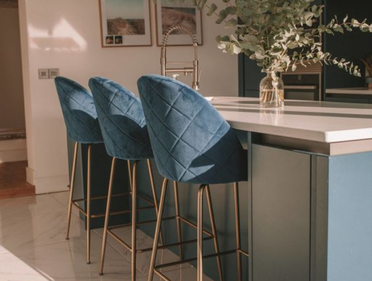 7 Breakfast Bar Stools You Didn't Know You Needed this Summer