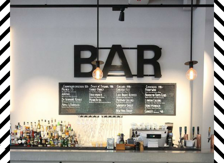 7 Bar Decor Ideas That'll Save You a Lot of Time