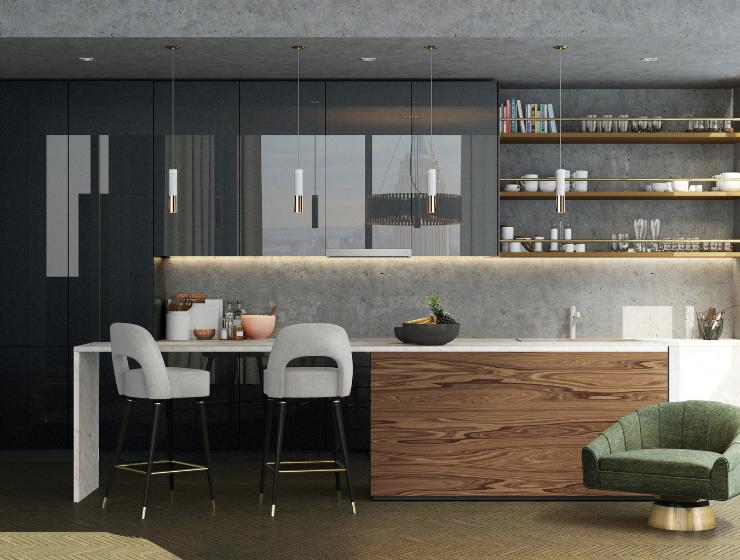 Outstanding Modern Kitchen Decor Bar Stools Furniture Andrewgaddart Wooden Chair Designs For Living Room Andrewgaddartcom