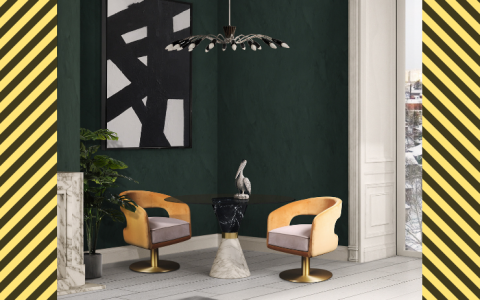 Could Your Dining Room Decor Need A Dash Of Color?