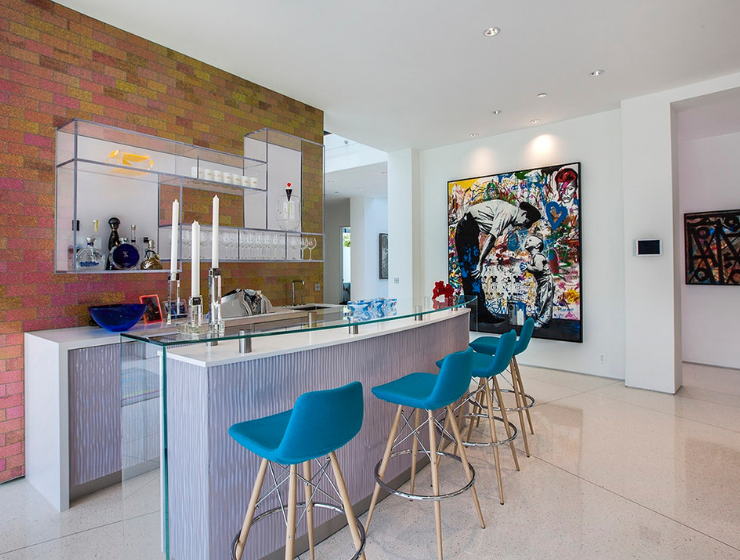 8 Colorful Home Bar Ideas To Give Your Decor More Personality