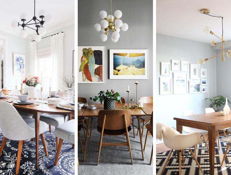 20 Modern Dining Room Design Ideas