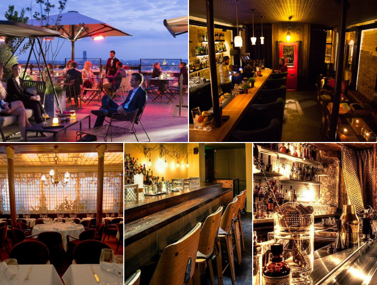 The Best Bars In Paris With Modern Design In Time For Maison Et Objet