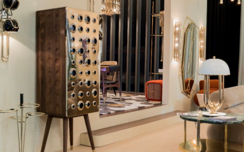 These Are The Modern Cabinets You Need For Your Home Bar Right Now_feat