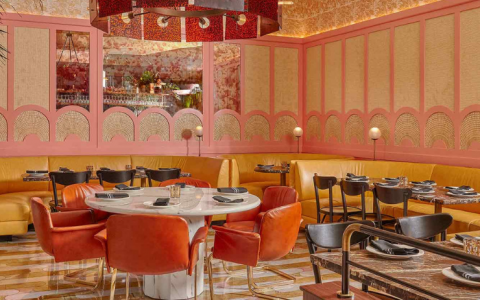 A Retro Restaurant In Philadelphia That is Making Us Swoon