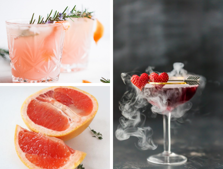8 Valentine's Day Cocktails To Prepare For Your S/O