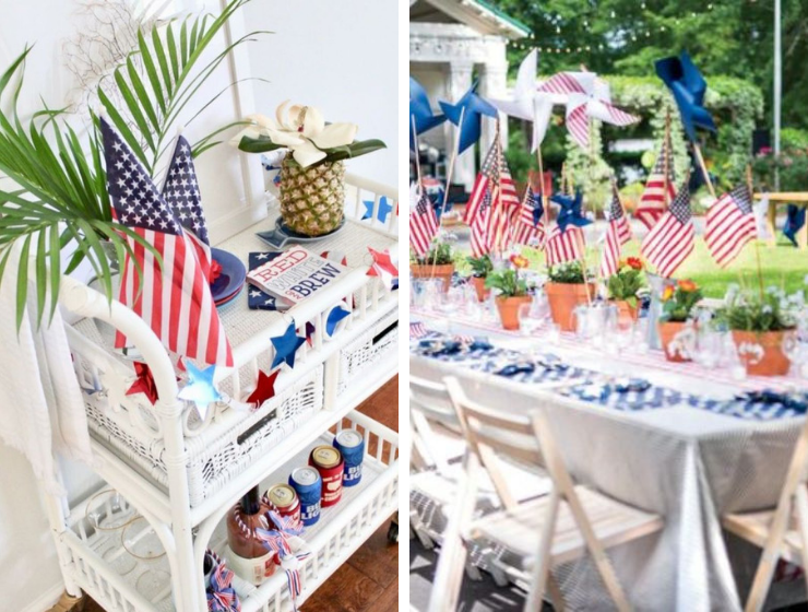 Celebrate 4th Of July With These Patriotic Bar Decor Ideas_feat