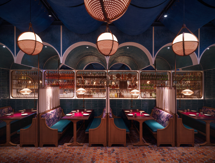 A Dim Sum Restaurant In Hong Kong With Incredible Retro Decor_feat