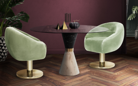 Looking For The Best Mid-Century Modern Dining Chairs For Your Project__feat