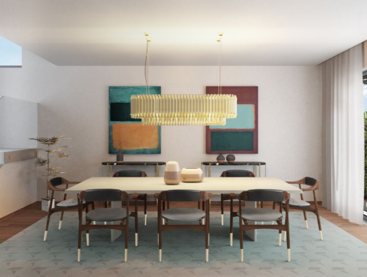Mid-century Dining Chairs For Your Fall Dining Room_1