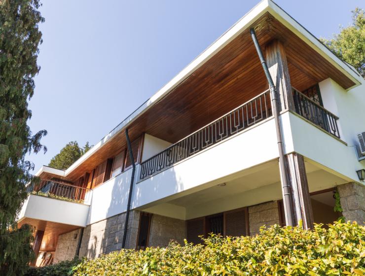 Mid-century Modern Home: Covet Valley