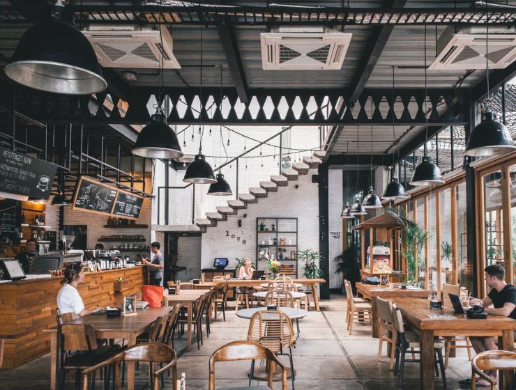 5 Top Restaurant Design Trends In 2019