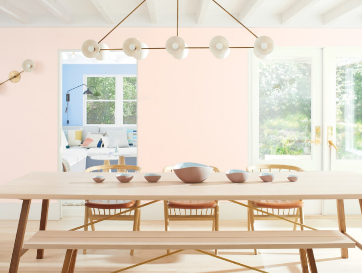 Benjamin Moore 2020 Color of the Year: First Light