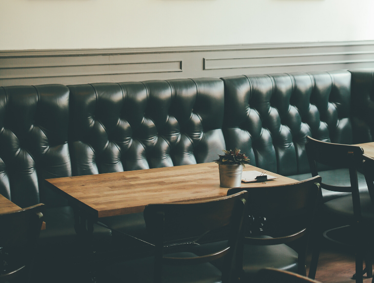 10 Ideas For Stylish Banquette Decor