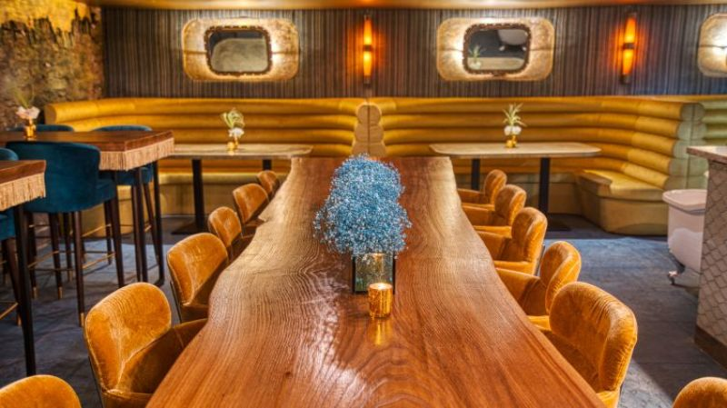 Lamia Fish Market: An Aquatic Modern Restaurant in New York