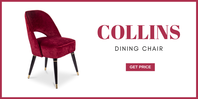 Glamorous Decor for the Perfect Mid-Century Restaurant