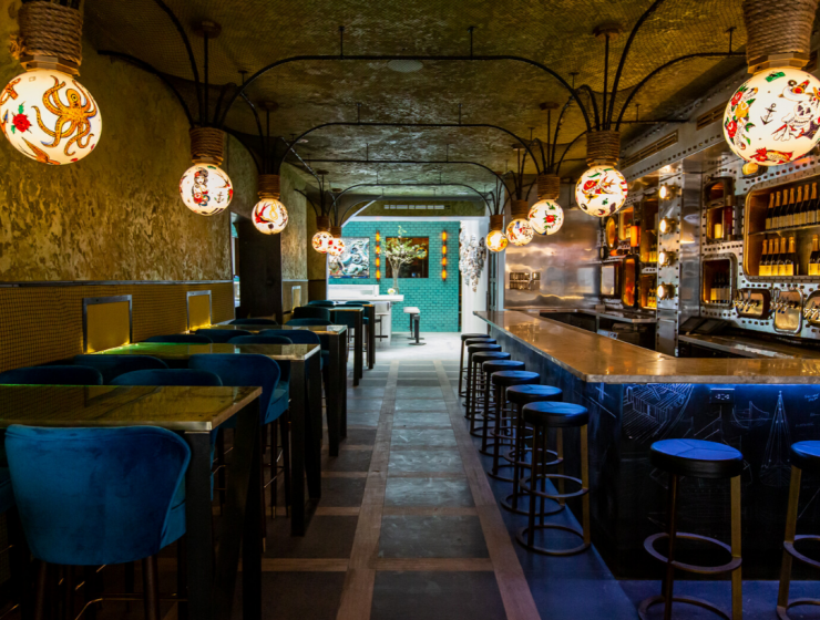 Lamia Fish Market: An Aquatic Modern Restaurant in New York
