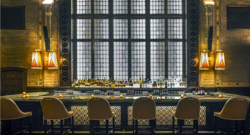 The Campbell: A Chic Vintage Bar in New York