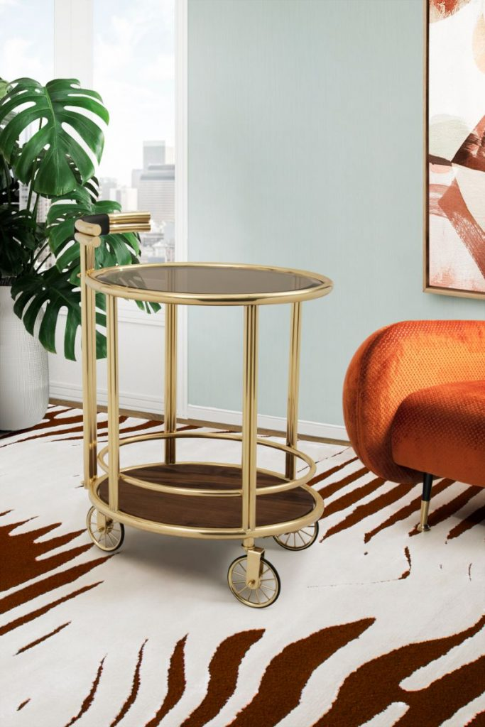 Mid-Century Modern Furniture Items You Need In Your Bar Decor
