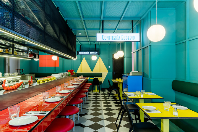 El Equipo Creativo Creative Restaurant Designs That Will Inspire You!_4
