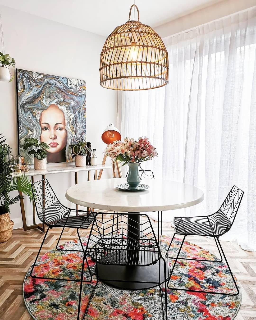 20 Small Dining Rooms That Will Never Go Out Of Style_5