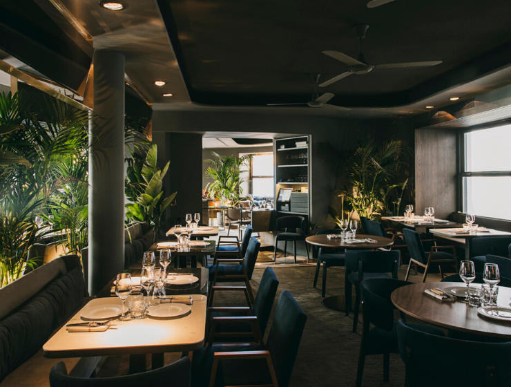 7 Best Restaurant Design Projects By Sandra Tarruela Interioristas_feat
