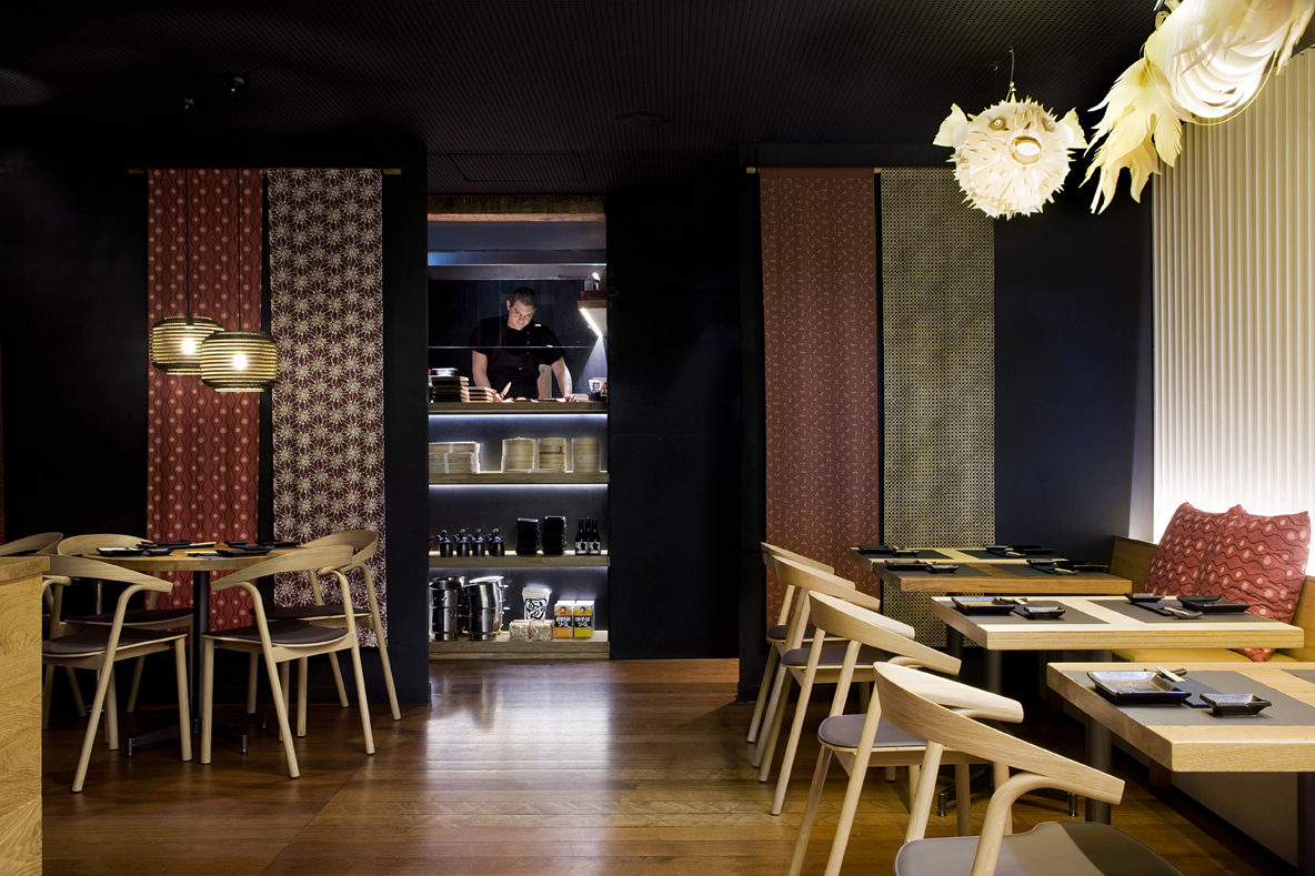 8 Best Restaurant Design Projects By Sandra Tarruela Interioristas_11