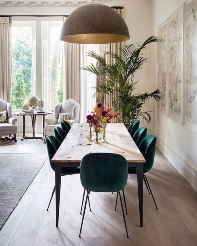 8 Dining Room Design Do's & Don'ts That Will Change The Way You Decor_4