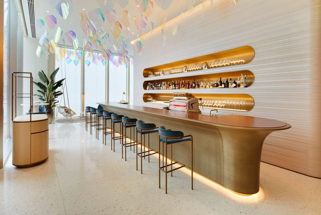 Louis Vuitton Has Opened Its First-Ever Luxury Restaurant In Japan_6