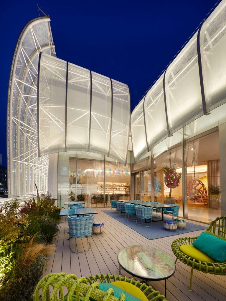 Louis Vuitton Has Opened Its First-Ever Luxury Restaurant In Japan_7