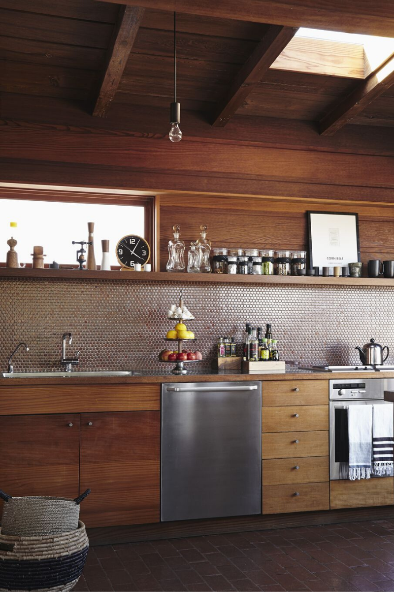 These 8 Charming Wood Kitchens Are Taking Over Pinterest!_1