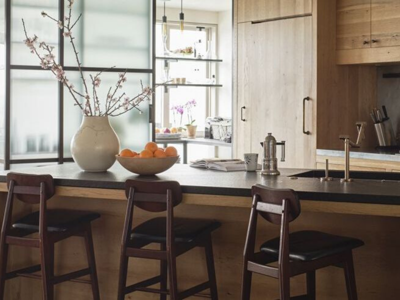 These 8 Charming Wood Kitchens Are Taking Over Pinterest!_4