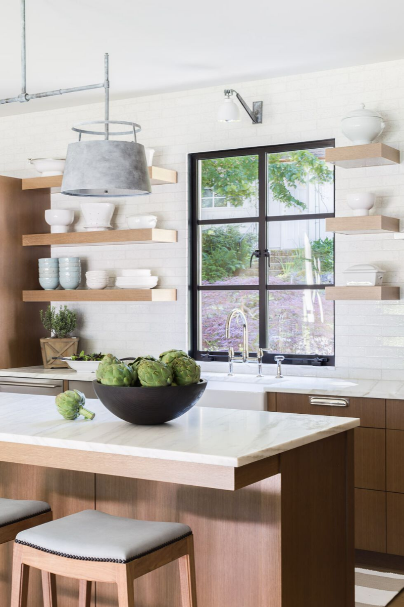 These 8 Charming Wood Kitchens Are Taking Over Pinterest!_7