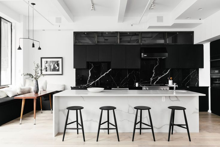 6 Stunning Scandinavian Kitchens You'll Want To Replicate_2