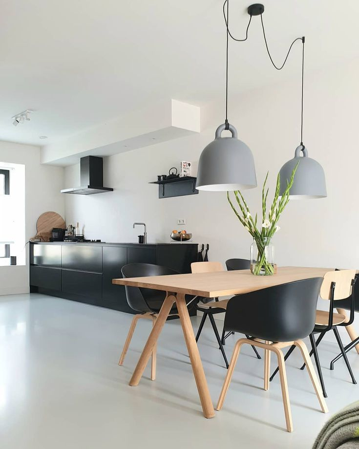 6 Stunning Scandinavian Kitchens You'll Want To Replicate_6