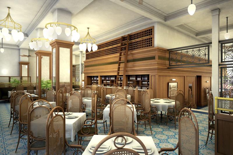 Dutch East Design Check Their Best Luxury Restaurant Designs_1