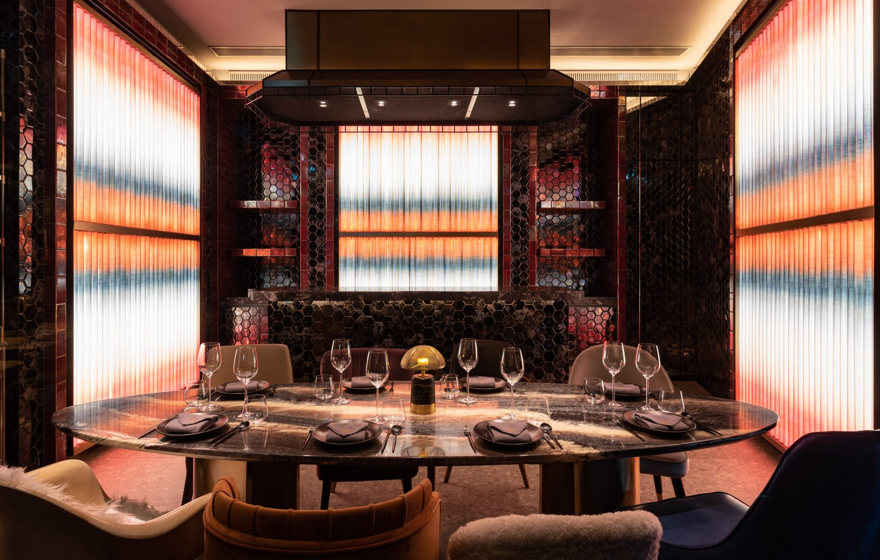 Joyce Wang Studio The Most Incredible Luxury Restaurant Designs_3