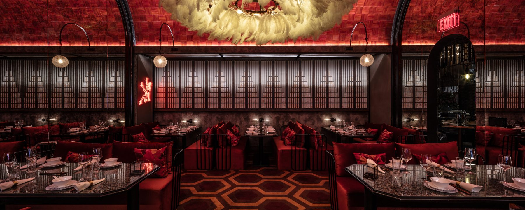 Joyce Wang Studio The Most Incredible Luxury Restaurant Designs_4