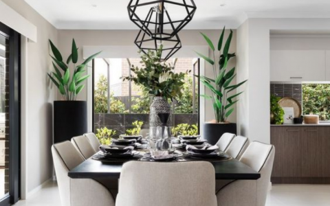 Make Changes To Your Dining Room Decor To Make The Most Of It!
