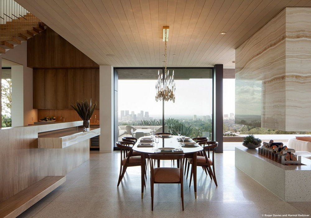 Marmol Radziner Best Luxury Dining Room Projects We've Seen_1