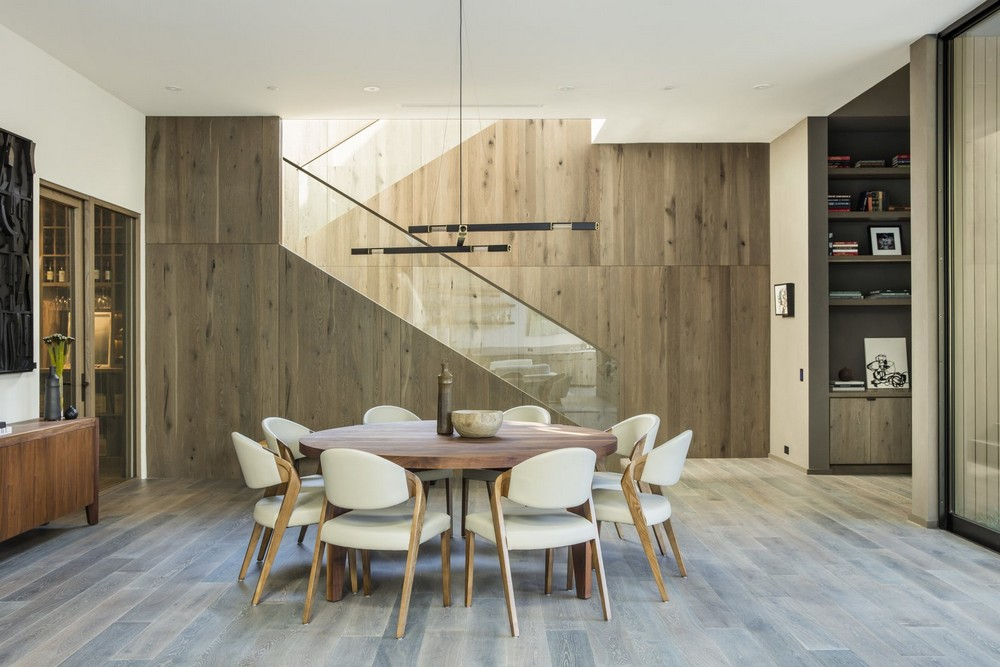 Marmol Radziner Best Luxury Dining Room Projects We've Seen_4