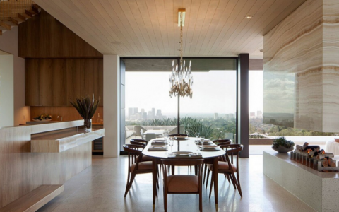 Marmol Radziner_ Best Luxury Dining Room Projects We've Seen